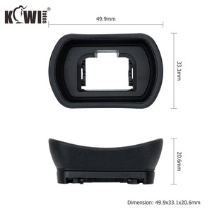 Image 5 - Camera Eyecup Viewfinder Eyepiece for Sony a7 a7 II a7 III a7R a7R II a7R III a7R IV a7S II a58 a99 II a9 II Replaces FDA EP18
