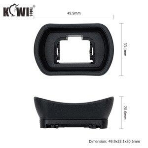 Image 5 - Máy Ảnh Ống Ngắm Eyecup Kính Mắt Cup Dành Cho Sony A7RIV A7RIII A7III A7RII A7SII A7II A7R A7S A7 A9 A9II A99II thay Thế FDA EP18