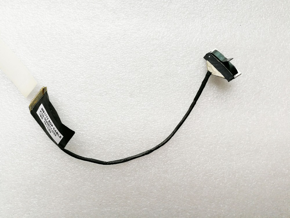 new original for MSI GS70 MS1772 UX7 GT72 MS1781 led lcd lvds cable K1N 3040011 V03