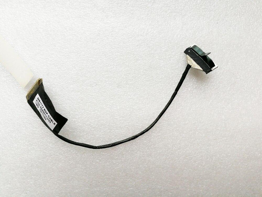 Nouveau original pour MSI GS70 MS1772 UX7 GT72 MS1781 led lcd lvds câble K1N-3040011-V03