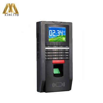 MF131 fingerprint access control and time attendance with 125khz card reader free software support ODM/OEM software development