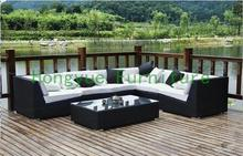 Patio rattan sectional sofa designs