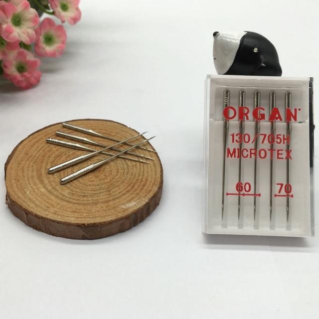 Agulha órgão Agulhas De Costura Máquina De Costura Doméstica Peças Microtex  70 10 Especialmente Bom 3273f4eff2e