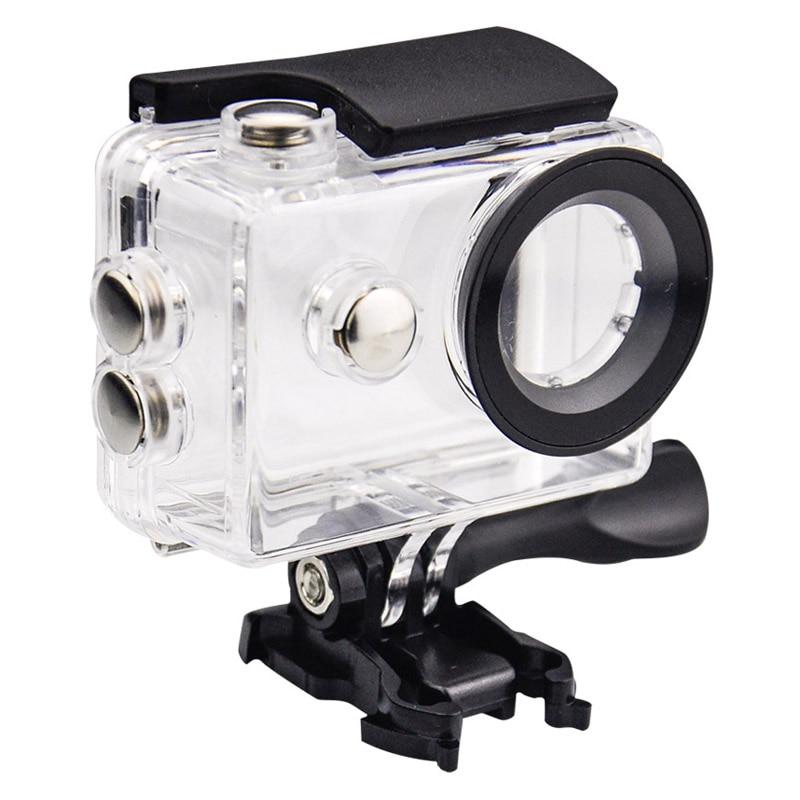 Original EKEN Action Camera Waterproof Case 30M Diving Sports Box Accessories for EKEN H9 H9R