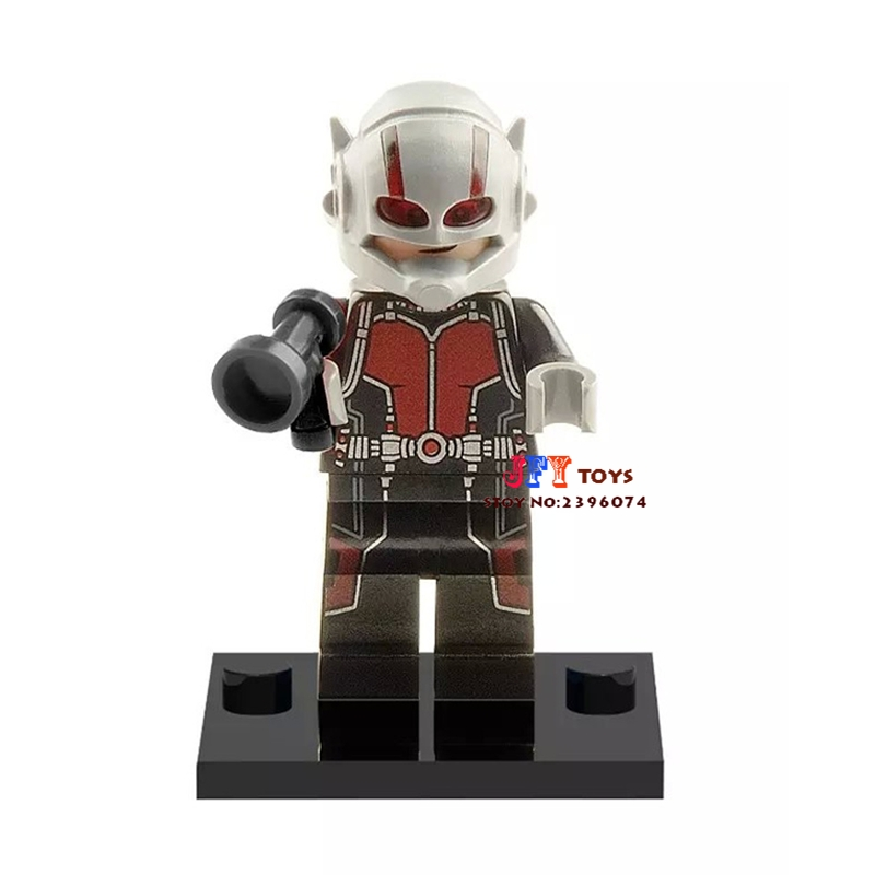 Imported From Abroad 50pcs Starwars Superhero Ant-man Comics Building Blocks Bricks Friends For Girl Boy Kids Children Toys Brinquedos Menina Blocks