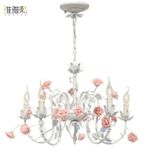 LED 5 bulbs  light chandelier rustic lighting  lighting led lamps