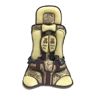 Portable Child Safety Seat Baby Car Seat Baby Carrier Car Cushion 0 3 4 12 Four