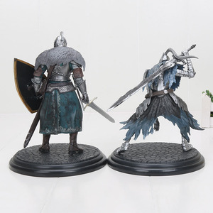 Image 3 - Dark souls figura brinquedo dxf faraam cavaleiro figura artorias o abisswalker almas escuras figuras de ação pvc collectible modelo brinquedo