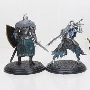 Image 3 - Karanlık ruhlar figürü oyuncak DXF Faraam şövalye şekil Artorias en Abysswalker karanlık ruhlar PVC aksiyon figürleri koleksiyon Model oyuncak