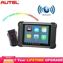 Autel Maxisys MS906BT OBD2 Scanner Car Diagnostic tool Scaner Automotive Key Programmer Scanner Better than DS808launch x431 цена 2017