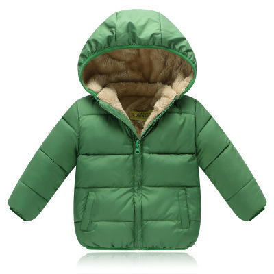 Warm Winter Jackets for Boys with Warm Lining