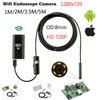 Mini Android IOS Iphone Ipad Endoscope Inspection Camera Ip67 Waterproof Endoscope Camera Android 1m 8mm 6