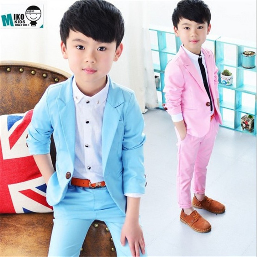 Baby kids boys blazers suits children boys suits for weddings ...