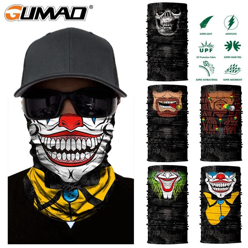 Magic Headwear Wrestling Outdoor Scarf Headbands Bandana Mask Neck Gaiter Head Wrap Mask Sweatband