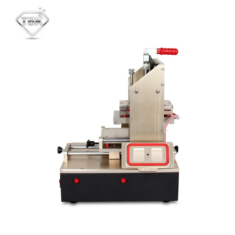 TBK 5 in 1 Frame Machine mobiiltelefonide remondiseadmed LCD-liim - Tööriistakomplektid - Foto 5