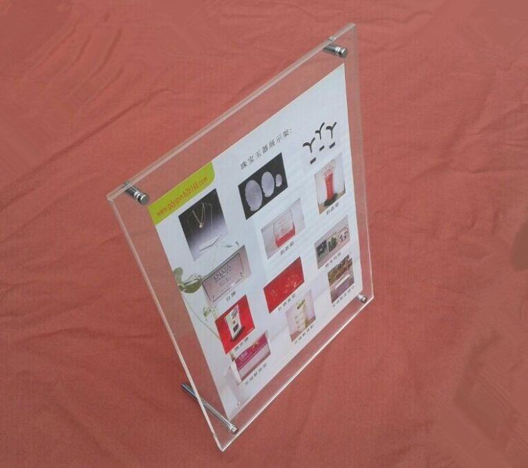 Online get cheap acrylic certificate frame aliexpresscom for Cheap document frames