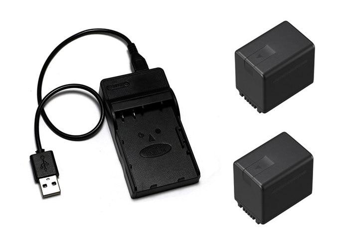 VW VBK360 、 VBK360 バッテリー + パナソニック Dmw HDC SD40 、 HDC SD60 、 HDC SD80 、 HDC SD90 、 HDC SDX1H 、 HDC TM40 、 TM41.  グループ上の 家電製品 からの デジタルバッテリー の中 1