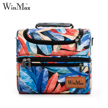 2018 Winmax Large Thermal Insulated Food Fresh Thicken Cooler font b Bags b font Storage New