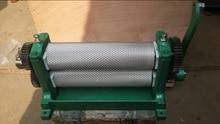 manual beeswax comb foundation sheet machine/ beeswax embosser machine 86*195mm