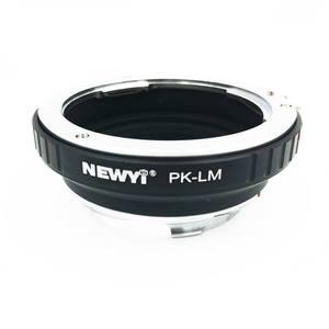 Image 1 - Адаптер Newyi Pk Lm для объектива Pentax Pk K L eica M L/M M9 M8 M7 M6 & Techart Lm Ea 7, кольцо для объектива камеры, аксессуары