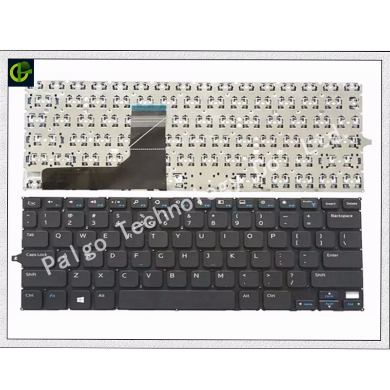 New Keyboard for <font><b>Dell</b></font> Inspiron 11 3000 3147 3148 <font><b>P20T</b></font> US English Layout image