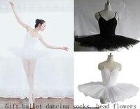 Ballet Tutu Người Lớn Chuyên Nghiệp Custom Made Trắng Đen Đỏ 3 Màu Thiên Nga Hồ Nhảy Múa Ba Lê Váy Tutu Ba Lê Leotard
