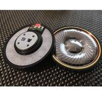 Customized Version 1 Pair 50mm 300 ohm Beryllium Headphone Speaker Unit 15.5x3 N48 Magnet Driver Unit DIY