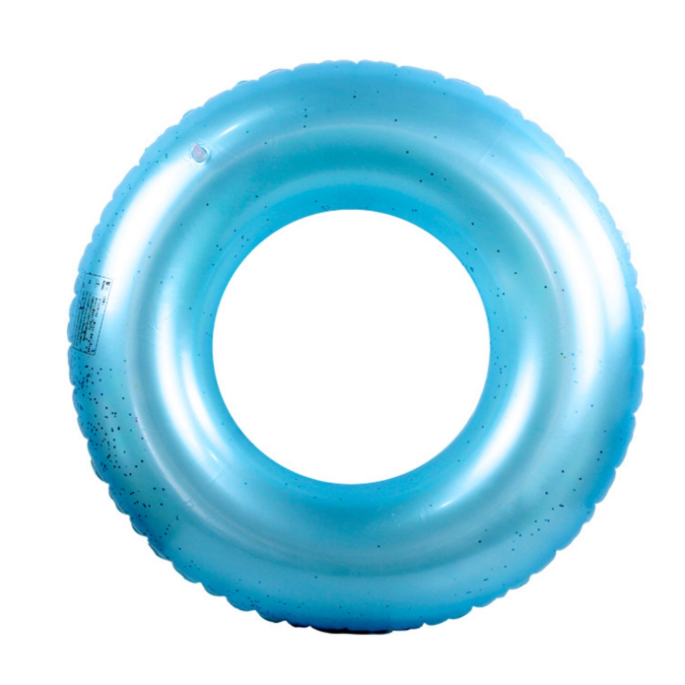 60 70 80 90cm Sequin Inflatable Swimming Circles Ring Adult Children s Pool Float Inflated Water Sports Toys Buoy Pool Mattress in Swimming Rings from Sports Entertainment