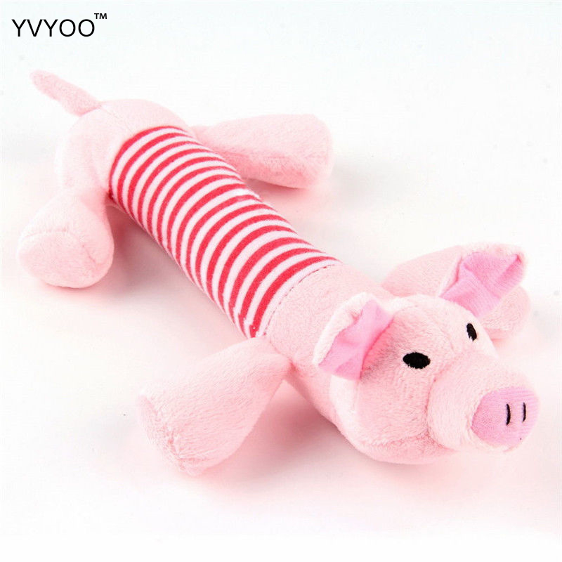 YVYOO mainan Anjing mainan anjing peliharaan mengunyah mainan mewah - Produk hewan peliharaan - Foto 3