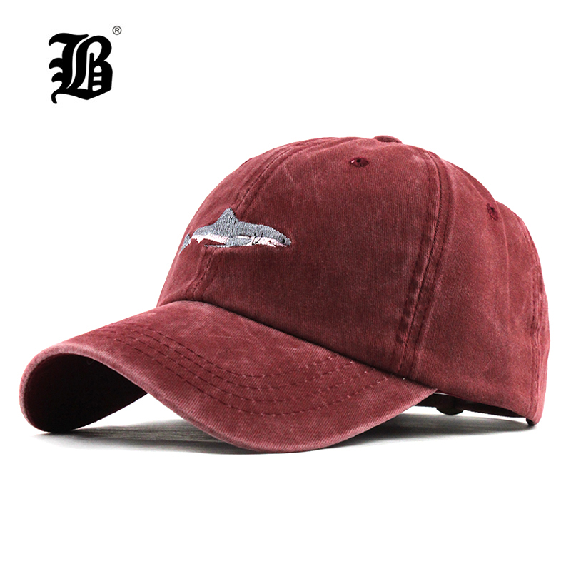 [FLB] 100% Washed Cotton Men   Baseball     Cap   Fitted   Cap   Snapback Hat For Women Gorras Casual Casquette Embroidery Letter Retro F183