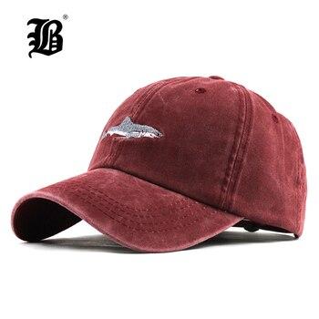 FLB 100% lavado de los hombres de algodón gorra de béisbol gorra Snapback  sombrero para las mujeres Gorras casuales gorra bordado carta retro F183 8f93e9c5f32