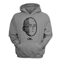 One Punch Man Men and Women Anime Hoodie