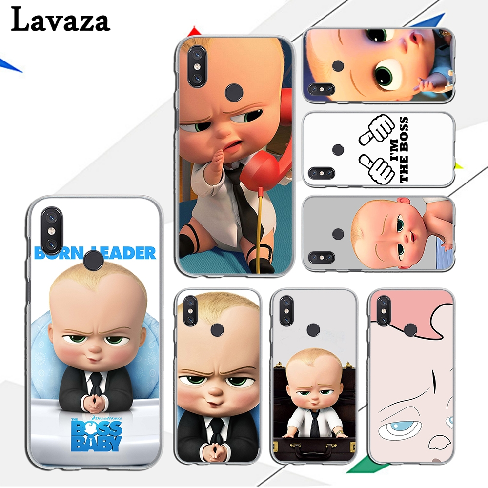 picked up sale uk high fashion Lavaza boss baby movie poster Hard Case for Xiaomi Mi A1 A2 ...