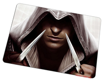 Assassins Creed mouse pad black flag pad to mouse Birthday present mousepad gaming padmouse gamer to laptop keyboard mouse mats