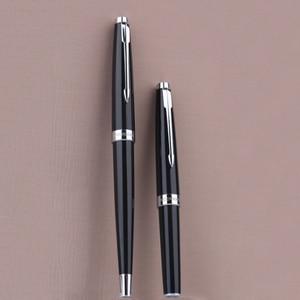Image 4 - Moonman 80S/Mini Short Half cut Tip Fountain Pen, Pocket Hand Account Ink Pen Iridium Fine Nib for Student Adult with Gift Box