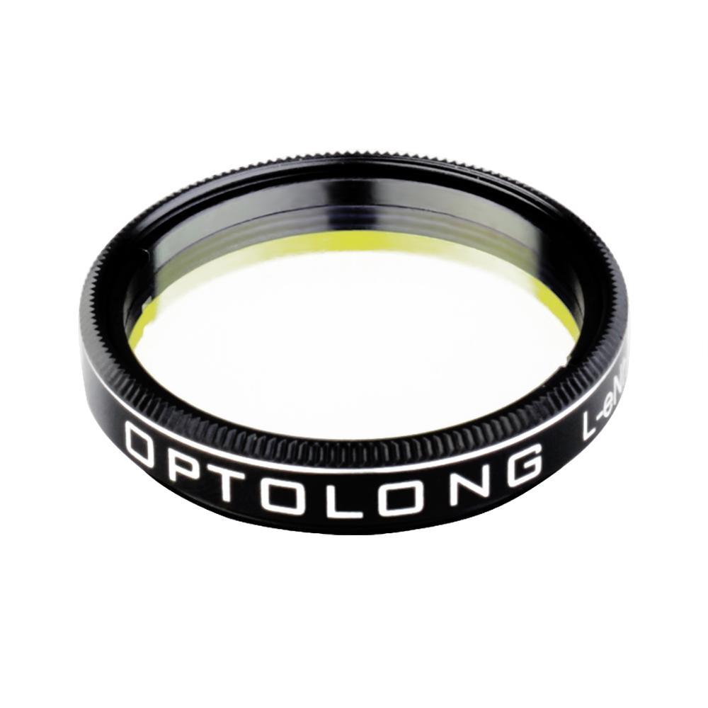 """OPTOLONG 1,25 """"Filtro L-eNhance filtro de paso de doble banda diseñado para el Control CCD de DSLR de cielo luz degradado aficionados M0150A"""