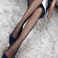 Bluelans Sexy Women's Summer Long Stockings thin Semi Sheer Tights Full Foot Pantyhose Skinny Panties