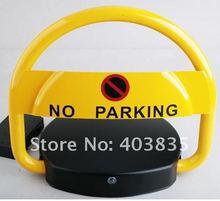 Автоматический шлагбаум парковка с дистанционным управлением-Батареи-Нет Парковка ЗАМОК Автомобили
