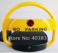 Automatic Parking Barrier With Remote Control Battery No Parking LOCK Cars