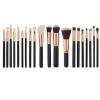 20pcs Set Professional Soft Cosmetics Beauty Make Up Brushes Set Kabuki Kit Tools Maquiagem Makeup Brushes