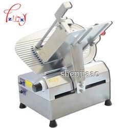 Automatyczne cięcia maszynka do mięsa WED-B300A-1 automatyczne restauracja 12 cal krajalnica do mięsa wieprzowiny hot dog krajalnica do 220V