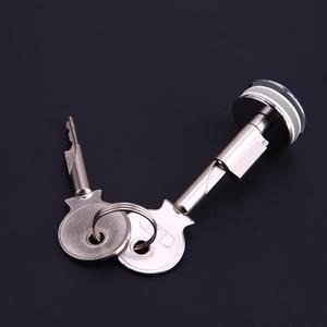 Zinc Alloy Glass Lock Showcase
