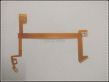 2PCS NEW Repair Parts For Tokina 12 24mm 12 24 mm Lens Aperture Flex Cable For