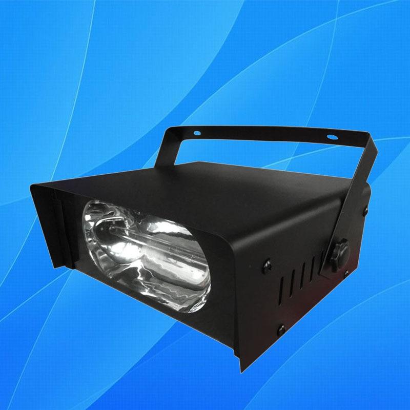 Super Bright 300W LED Strobe Light Professional White LED Stroboscope for Disco DJ Bar KTV Private R