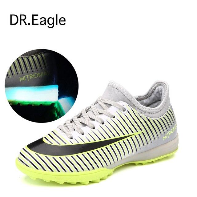 b1c48c132962c Superfly originales botas de fútbol zapatos de Futbol con tobilleras 2016  botines de fútbol futsal de