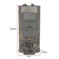 Hunting camera HC700G 16MP Trail Hunting Camera 3G GPRS MMS SMTP SMS 1080P Night Vision 940nm Infrared traps hunting camera