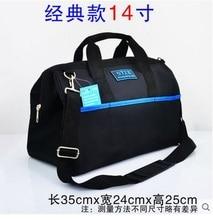 Многофункциональный портативный сумка 14 дюймов электрические инструменты бесплатная доставка