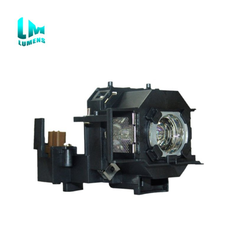 ELPLP43 projector lamp Compatible bulb with housing for Epson EMP-TWD10 EMP-W5D MovieMate 72 Projector Lamp lamp housing for epson elp lp32 elplp32 projector dlp lcd bulb