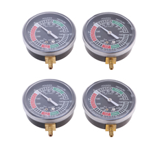 4 Pieces Carburetor Synchronizer Motorcycle Accessories Fuel Vacuum Carb Sync Gauge Meter Tester Set