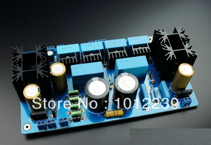 Assembled GA-31B transistor power supply board risoli литая сковорода гриль granit induction 26 см